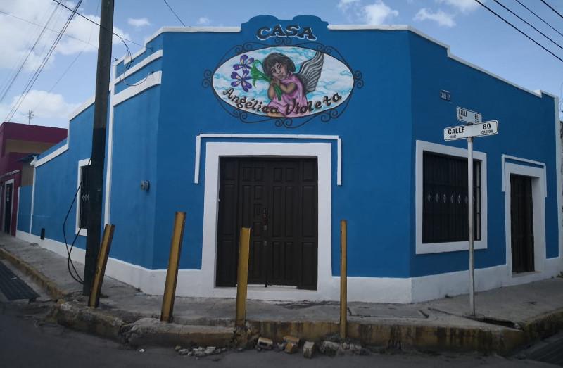 Casa Angelica Violeta